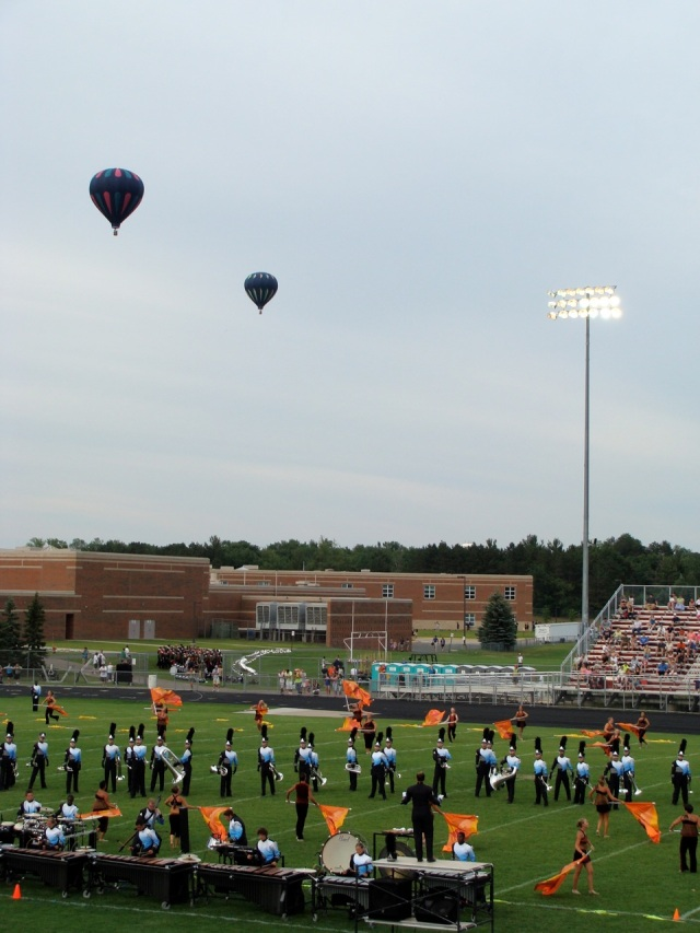 Spirit and Balloons